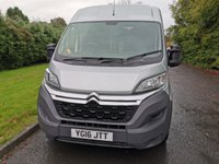 USED 2016 16 CITROEN RELAY 2.2 35 L3H2 ENTERPRISE HDI 129 BHP Brand new Camper Conversion. Great Spec and a High End Finish!!!