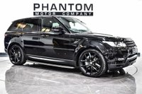 USED 2014 14 LAND ROVER RANGE ROVER SPORT 3.0 SDV6 HSE DYNAMIC 5d AUTO 288 BHP