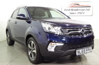 USED 2019 69 SSANGYONG KORANDO 2.2 D ULTIMATE 5d AUTO 176 BHP