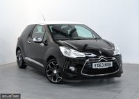 USED 2013 63 CITROEN DS3 1.6 E-HDI AIRDREAM DSPORT PLUS 3d 111 BHP Finance Available In House