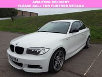 USED 2013 63 BMW 1 SERIES 2.0 118D SPORT PLUS EDITION 2d 141 BHP LEATHER | DAB | ALLOYS |