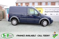 USED 2011 61 FORD TRANSIT CONNECT 1.8 T200 TREND LR VDPF 89 BHP DIESEL BLUE FULL FORD SERVICE HISTORY