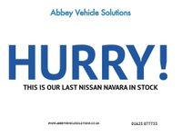 USED 2011 61 NISSAN NAVARA 2.5 DCI ACENTA 4X4 DCB 188 BHP