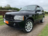 2006 LAND ROVER RANGE ROVER 4.2 V8 SUPERCHARGED 5d AUTO 391 BHP £7450.00