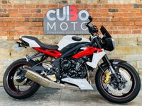 USED 2013 63 TRIUMPH STREET TRIPLE 675 675 R ABS  Arrow Exhaust