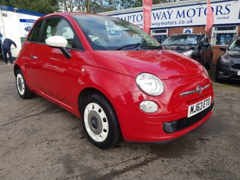 2013 FIAT 500 1.2 COLOUR THERAPY 3d 69 BHP £4350.00