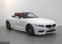 USED 2014 14 BMW Z4 2.0 Z4 SDRIVE20I M SPORT ROADSTER 2d AUTO 181 BHP Finance Available In House