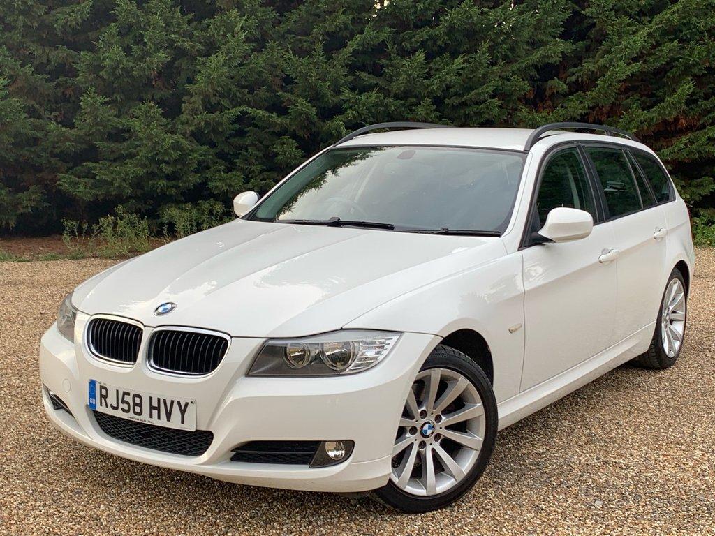 USED 2008 58 BMW 3 SERIES 2.0L 320I SE TOURING 5d 168 BHP