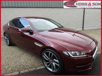 2015 JAGUAR XE 2.0d PRESTIGE 4dr AUTO 180 BHP £SOLD
