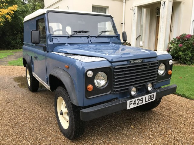 View our LAND ROVER 90