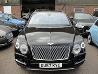 USED 2017 67 BENTLEY BENTAYGA 6.0 W12 5d AUTO 600 BHP ANY PART EXCHANGE WELCOME, COUNTRY WIDE DELIVERY ARRANGED, HUGE SPEC