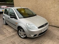 USED 2005 05 FORD FIESTA 1.4 ZETEC CLIMATE 16V 5d 80 BHP