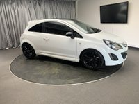 USED 2013 13 VAUXHALL CORSA 1.2 LIMITED EDITION 3d 83 BHP FREE UK DELIVERY, AIR CONDITIONING, AUX INPUT, CD/MP3/RADIO, CLIMATE CONTROL, CRUISE CONTROL, DAYTIME RUNNING LIGHTS, STEERING WHEEL CONTROLS, TRIP COMPUTER