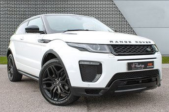2016 LAND ROVER RANGE ROVER EVOQUE 2.0 TD4 HSE Dynamic Lux Coupe Auto 4WD £24955.00