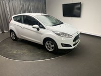 USED 2013 63 FORD FIESTA 1.2 ZETEC 3d 81 BHP FREE UK DELIVERY, AIR CONDITIONING, AUX INPUT, BLUETOOTH CONNECTIVITY, CLIMATE CONTROL, DAYTIME RUNNING LIGHTS, QUICK CLEAR HEATED WINDSCREEN, STEERING WHEEL CONTROLS, TRIP COMPUTER, USB INPUT