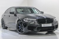 USED 2018 68 BMW M5 0.0 M5 COMPETITION 4d AUTO 617 BHP