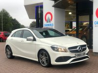 USED 2016 66 MERCEDES-BENZ A CLASS 1.6 A 160 AMG LINE 5d 102 BHP 1 OWNER | PAN ROOF | BLUETOOTH