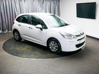 USED 2013 63 CITROEN C3 1.2 VTR PLUS 5d 80 BHP FREE UK DELIVERY, AIR CONDITIONING, AUX INPUT, BLUETOOTH CONNECTIVITY, CLIMATE CONTROL, CRUISE CONTROL, DAYTIME RUNNING LIGHTS, STEERING WHEEL CONTROLS, TRIP COMPUTER
