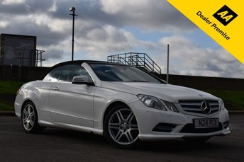 2013 MERCEDES-BENZ E CLASS 2.1 E220 CDI BLUEEFFICIENCY SPORT 2d AUTO 170 BHP £11978.00