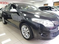 USED 2010 60 RENAULT MEGANE 1.6 I-MUSIC VVT 5d+ONE LADY OWNER FROM NEW SERVICE HISTORY+WARRANTY AIR CON+ALLOYS+2 KEYS+