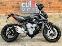 USED 2017 66 MV AGUSTA RIVALE 800  2 Owners From New