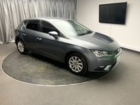 USED 2013 63 SEAT LEON 1.2 TSI SE 5d 105 BHP FREE UK DELIVERY, AIR CONDITIONING, AUX INPUT, BLUETOOTH CONNECTIVITY, CLIMATE CONTROL, CRUISE CONTROL, HEATED DOOR MIRRORS, START/STOP SYSTEM, STEERING WHEEL CONTROLS, TOUCH SCREEN HEAD UNIT, TRIP COMPUTER, USB INPUT