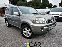 USED 2005 05 NISSAN X-TRAIL 2.2 SVE DCI 5d 135 BHP PART EX TO CLEAR + TRADE SALE
