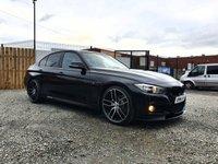 2015 BMW 3 SERIES 2.0 318D M SPORT 4d 141 BHP SOLD