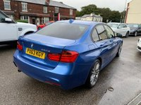 USED 2013 63 BMW 3 SERIES 2.0 320d M Sport (s/s) 4dr FULL BMW SERVICE HISTORY