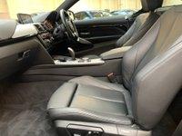 USED 2015 15 BMW 4 SERIES 3.0 435d M Sport xDrive 2dr SUNROOF PRO  NAV 19S HARMON K