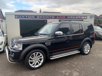 2014 LAND ROVER DISCOVERY 3.0 SD V6 XS Panel Van 5dr £15495.00