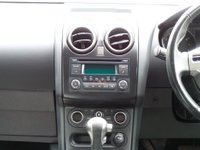 USED 2012 62 NISSAN QASHQAI 1.6 Acenta CVT 2WD 5dr FDSH, LOW MILEAGE, 2 KEYS