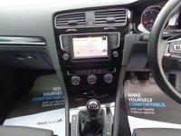 USED 2016 16 VOLKSWAGEN GOLF 2.0 TDI BlueMotion Tech GT (s/s) 5dr Nav, Bluetooth, P-Sensors