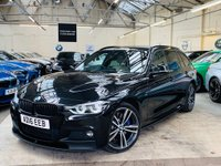 USED 2016 16 BMW 3 SERIES 3.0 335d M Sport Touring Auto xDrive (s/s) 5dr PRO NAV HEAD UP CAMERAS