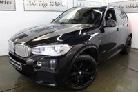 USED 2016 16 BMW X5 3.0 40d M Sport Auto xDrive (s/s) 5dr 7 SEATS! COLD WEATHER PCK! E6!