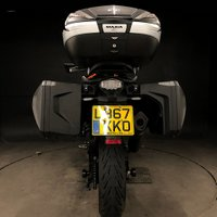 USED 2018 67 KTM 1290 SUPER ADVENTURE S. 2018. FSH. 10K MILES. FULL LUGGAGE, ARROW EXHAUST + MORE