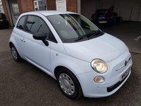 2009 FIAT 500 1.4 POP 3d 99 BHP £2995.00