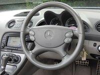 USED 2004 N MERCEDES-BENZ SL 3.7 SL350 2d AUTO 245 BHP HUGE SPEC LEATHER A/C FSH VGC