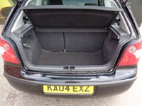 USED 2004 04 VOLKSWAGEN POLO 1.4 S 3d 74 BHP Part exchange to clear