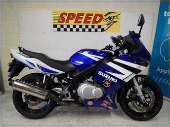 2005 SUZUKI GS 500 FK4 GS 500 FK4 £1495.00