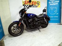 USED 2016 16 HARLEY-DAVIDSON STREET XG 750 16