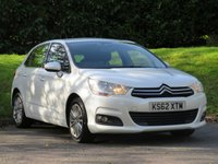 USED 2013 62 CITROEN C4 1.6 VTR PLUS HDI 5d 91 BHP BLUETOOTH, CRUISE & MORE!
