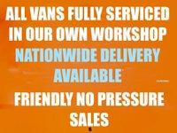 USED 2011 60 FORD TRANSIT 2.2 280 SWB CREW VAN 85 BHP ULTRA LOW MILEAGE
