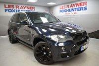 USED 2010 BMW X5 3.0 XDRIVE30D M SPORT 5d AUTO 232 BHP Sat Nav, Cruise control, Bluetooth, 20in alloys