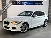 USED 2013 13 BMW 1 SERIES 2.0 120D XDRIVE M SPORT 5dr AWD Drive Away SAME DAY!! STUNNING , RARE ONE,,, LOW MILES, FSH