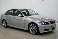 2009 BMW 3 SERIES 3.0 330D M SPORT 4d AUTO 228 BHP £6950.00