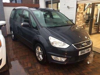 2011 FORD GALAXY 1.6 ZETEC 5d 160 BHP £6995.00