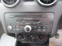 USED 2012 12 AUDI A1 1.2 SPORTBACK TFSI SE 5d 86 BHP ALPINE WHITE ALLOYS CD AIRCON