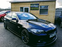 USED 2014 64 BMW 5 SERIES 3.0 535D M SPORT 4d AUTO 309 BHP ****Finance Available****