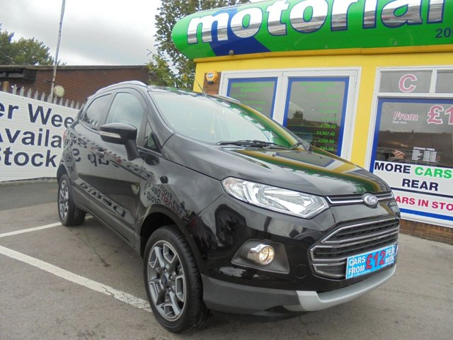 USED 2015 65 FORD ECOSPORT 1.0 TITANIUM 5d 124 BHP ** 01922 494874** JUST ARRIVED **